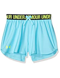 Under Armour 女童 PLAY UP 短裤
