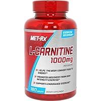 MET-Rx美瑞克斯左旋肉碱胶囊减脂180粒