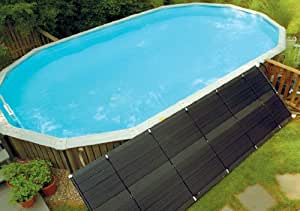 Universal SunHeater for Above/In-Ground Spas 黑色 4 x 20