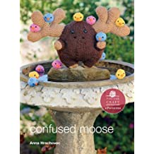 Confused Moose: E-Pattern from Knitting Mochimochi (Potter Craft ePatterns) (English Edition)