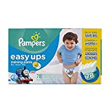 Pampers Easy Ups Training Pants Boy 6 78