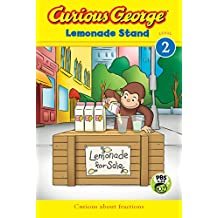 Curious George Lemonade Stand (CGTV Reader) (English Edition)