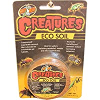 Zoo Med Creatures Eco Soil - 1.59 盎司