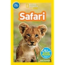 National Geographic Readers: Safari (English Edition)