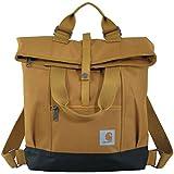 Carhartt Legacy Women's Hybrid Convertible Backpack Tote Bag, Black Carhartt Brown