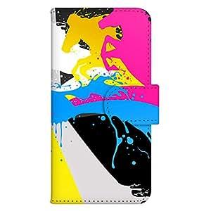 智能手机壳 手册式 对应全部机型 印刷手册 wn-519top 套 手册 动物效果 UV印刷 壳WN-PR256986-M MOTOROLA RAZR IS12M 图案F