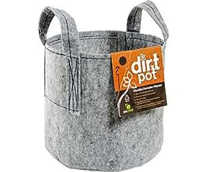 Dirt Pot HGDB15 Dirt Bag Reusable Planting Pot, 15-Gallon