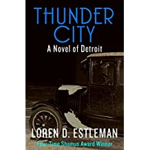 Thunder City (The Detroit Novels Book 7) (English Edition)