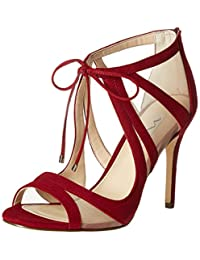 NINA 女式 cherie-ym 高跟鞋