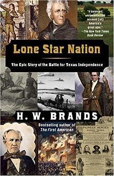 """Lone Star Nation (English Edition)"",作者:[Brands, H. W.]"