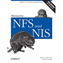 Managing NFS and NIS: Help for Unix System Administrators (English Edition)