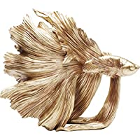 Deko Object Betta Fish 金色 One Size 68023