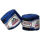 MMA & 拳击护具弹性手腕带(一对)