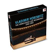 进口CD:霍洛维兹1966-1983未曾发行之现场录音 Vladimir Horowitz: The Unreleased Live Recordings 1966-1983/Vladimir Horowitz(50CD)88843054582