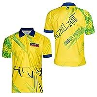 Bull's D.Portela 衬衫 3XL 号,黄色,*,XXXL