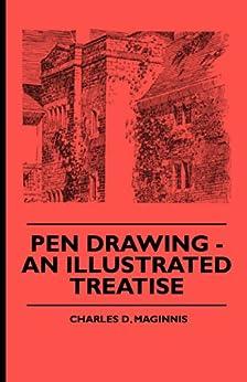 """Pen Drawing - An Illustrated Treatise (English Edition)"",作者:[Maginnis, Charles Donagh, Serviss, Garrett Putman]"