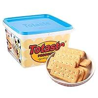 Totaste 土司 牛乳饼干高钙特浓牛奶味 500g