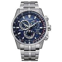 Citizen CB5880-54L 男式 PCAT 蓝色表盘手镯计时手表