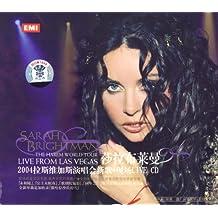 莎拉布莱曼:2004拉斯维加斯演唱会新歌+现场LIVE(CD)
