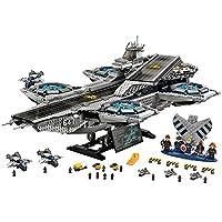 LEGO 乐高漫威超级英雄76042神盾局的航空母舰