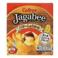 卡乐比 日本进口零食品薯条黄油酱油味90g *2(日本进口)(亚马逊自营商品, 由供应商配送)
