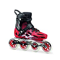 Rollerblade 罗勒布雷德 轮滑鞋 成人街区轮滑鞋 MAXXUM 100 285 红色/黑色 44