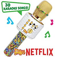 Motown Magic 麦克风 Perfect Christmas Gifts for Kids, Toy for 4 5 6 7 8 Year Old Girls & Boys Colorful Mic