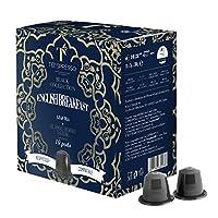 Teespresso English Breakfast Nespresso Compatible Tea Capsules (Pack of 5, Total 50)