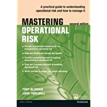 Mastering Operational Risk: A practical guide to understanding operational risk and how to manage it (The Mastering Series) (English Edition)