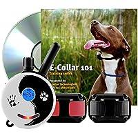 Educator 电子项圈远程狗狗训练项圈 Zen 1/2 Mile 2 Dog w/Training DVD