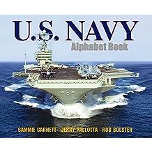 U.S. Navy Alphabet Book (Jerry Pallotta's Alphabet Books) (English Edition)