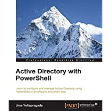 Active Directory with PowerShell (English Edition)