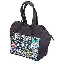 ABS Novelties Bingo 卡图案 6 袋手提包