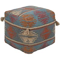 Artistic Weavers Mesa 包,45.72 x 45.72 x 45.72 厘米,蓝色/小麦色