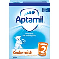 Aptamil 爱他美幼儿奶粉2段+, 5盒装 (5 x 600 g)(包装更替)