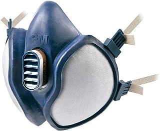 3M 免维护半遮面口罩,FFA1P2 R D过滤器,4251,EN认证