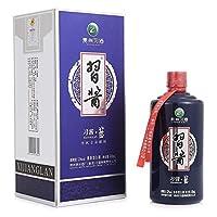 习酒 习酱 蓝 53度 单瓶装白酒500ml 口感酱香型(新老包装随机发货)