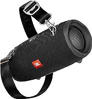 JBL XTREME2 音乐战鼓二代 便携式蓝牙音箱 低音炮 户外音箱 电脑音响 防水设计 可免提通话 黑色