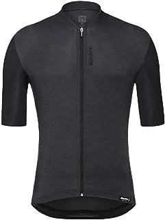 Santini 男式经典短袖运动衫