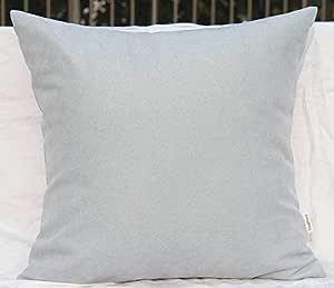 tangdepot 纯 wool-like 抱枕套/EURO 枕套/靠垫枕套,超级豪华软枕套–手工–多颜色和尺寸 avaliable