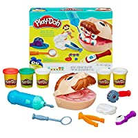 Hasbro 孩之宝 Play-Doh 培乐多彩泥 小小牙医 B5520