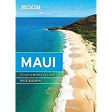 Moon Maui: Including Molokai & Lanai (Travel Guide) (English Edition)