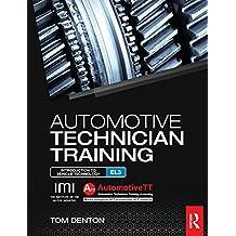 Automotive Technician Training: Entry Level 3: Introduction to Light Vehicle Technology (English Edition)