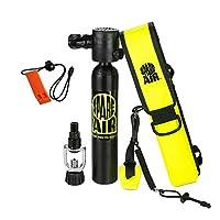 备用空气型号 300 包装套件 3.0 立方英尺带/*口哨