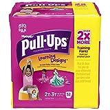 Huggies Pull-Ups Training Pants - Learning Designs - Girls - 2T-3T - 52 ct