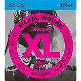 D'Addario 达达里奥 XL Nickel Wound EXL120+ 9.5-44 超细款电吉他弦