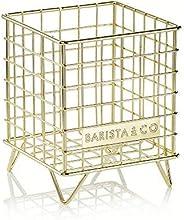 Barista & Co Pod Cage 咖啡胶囊架,电动铜母色