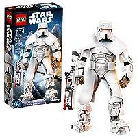 LEGO Star Wars 单人:星球大战故事范围兵 75536 建筑套装(101 件)