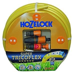 hozelock 超级 tricoflex 管