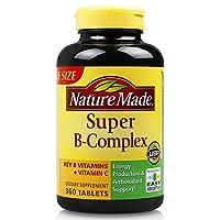 Nature Made 多种复合维生素B群片 360片(美国品牌)新老包装交替发货包税包邮